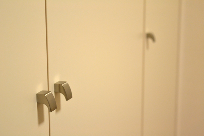 door closet handle