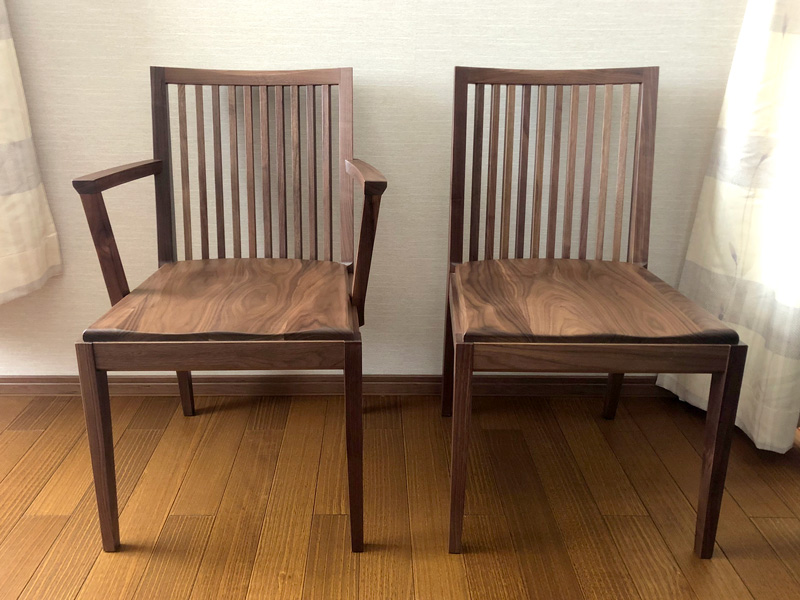 2031chair wood 2031chair arm walnut order