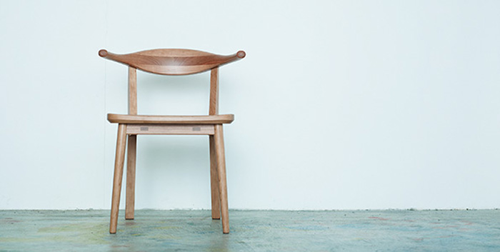 diningtable walnut chair