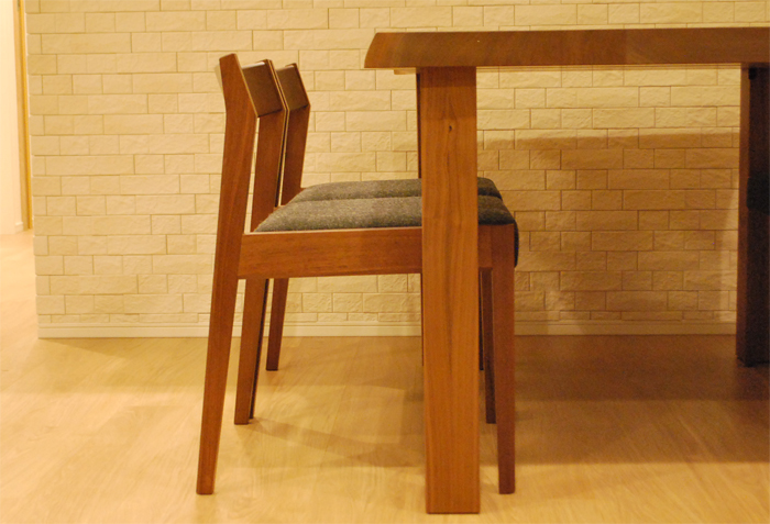 Trdition table/YARD Chair