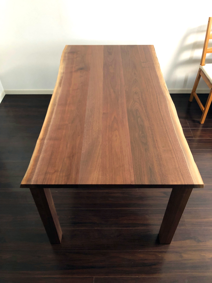 walnut tradition diningtable